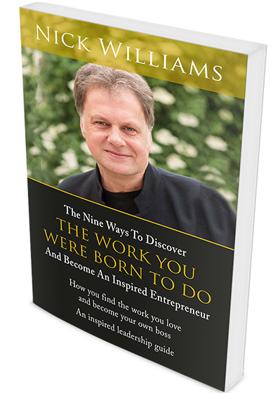 9 ways to discover the work that you were born to do book cover