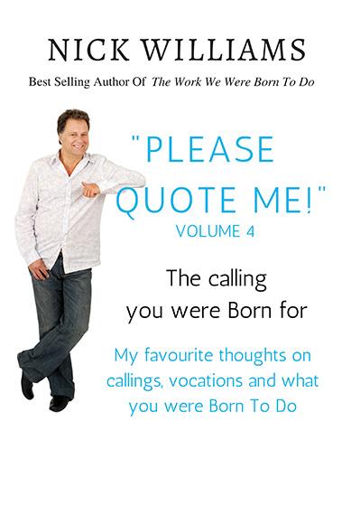 Please Quote Me Volume 4 Book Cover