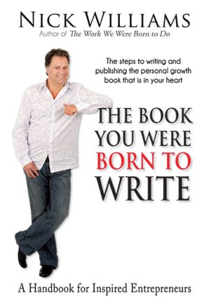The Book You Were Born to Write Cover