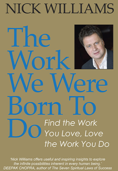 The Work We Were Born to Do Book Cover